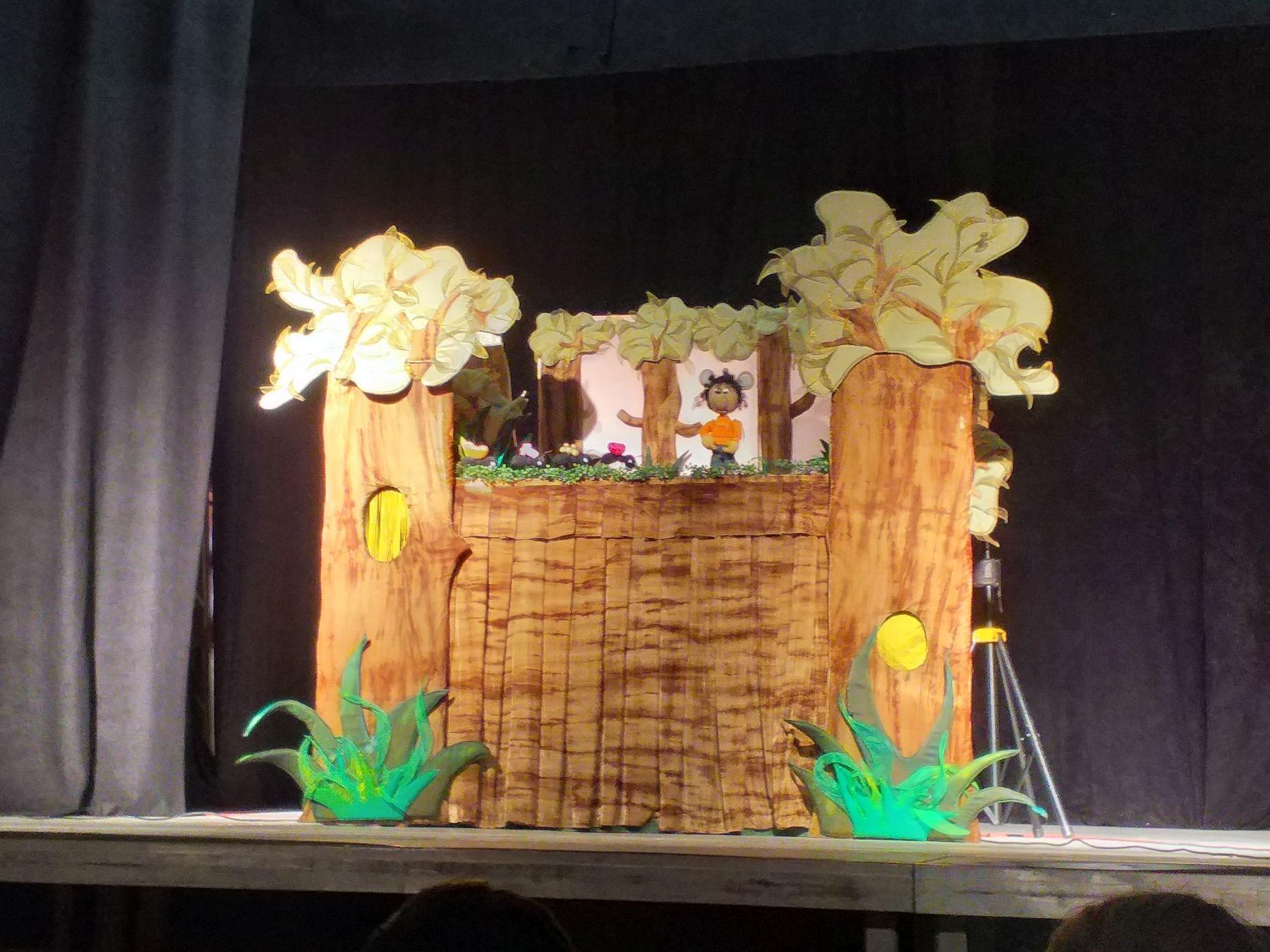 Slika sa predstave